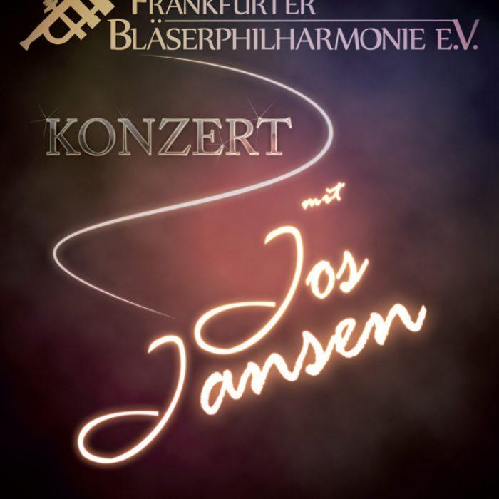 "Konzertplakat ""Jos Jansen"", November 2009"